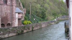 Saint-Jean Pied de Port rivière