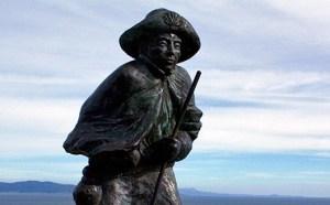 Statue Fisterra